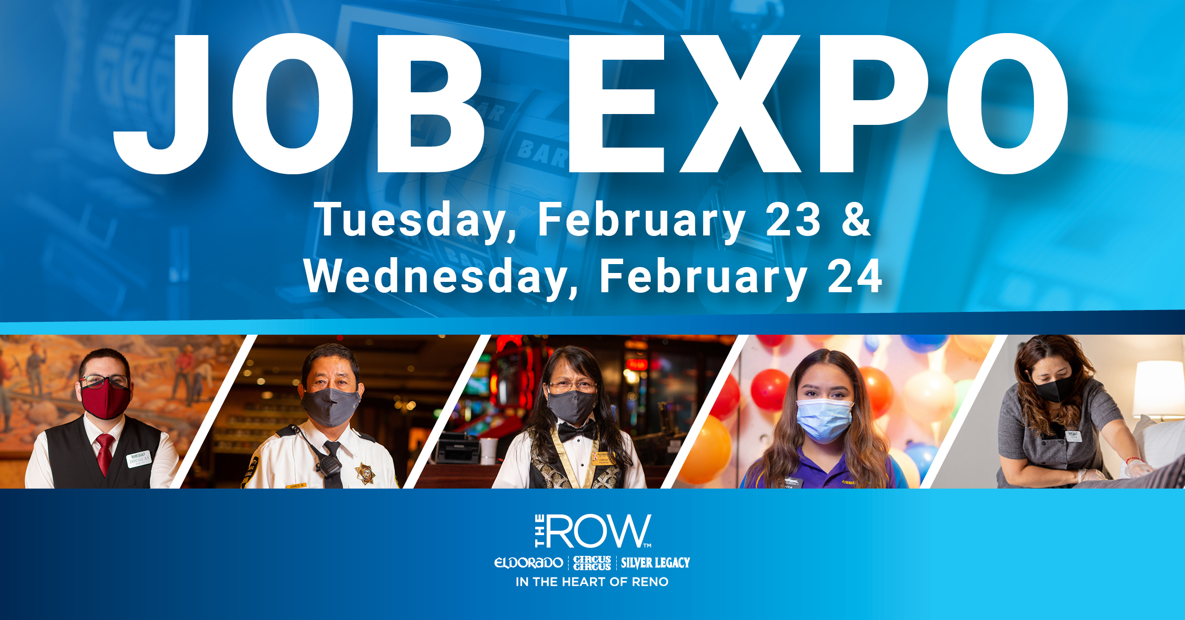 Row Job Fair